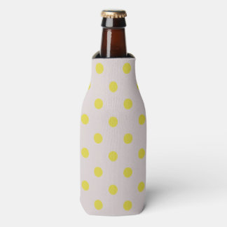 Creative bottle Cooler : with Dots