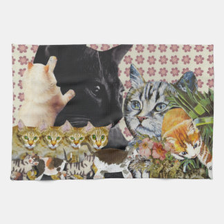 Creative Cats Kitchen Towel