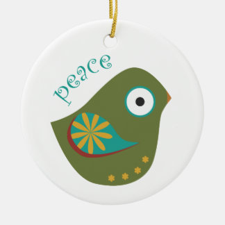 Creative Christmas Products Ceramic Ornament