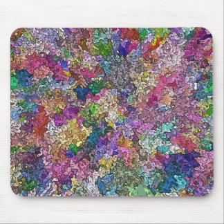 Creative Colors #1 Mouse Pad