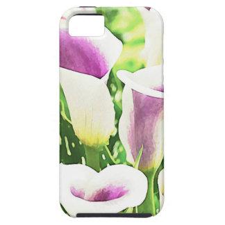 Creative colors Callas iPhone 5 Cases