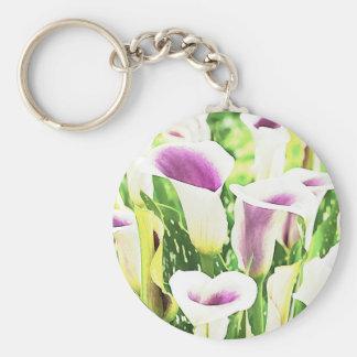 Creative colors Callas Keychain