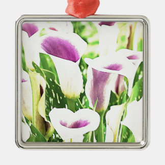 Creative colors Callas Metal Ornament