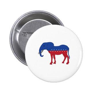 Creative Democracy: A New Animal 2 Inch Round Button