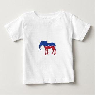 Creative Democracy: A New Animal Baby T-Shirt