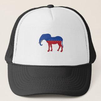 Creative Democracy: A New Animal Trucker Hat