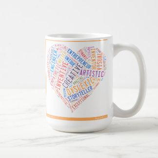 Creative Dyslexic Mug