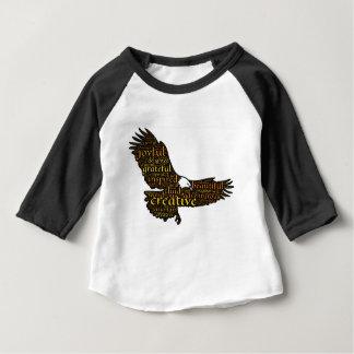 Creative eagle baby T-Shirt