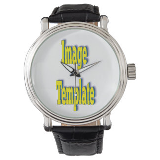 Creative Easy Product Template Wrist Watch