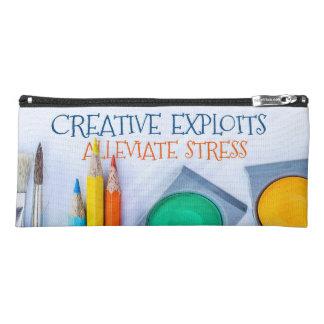 Creative Exploits Alleviate Stress Pencil Case