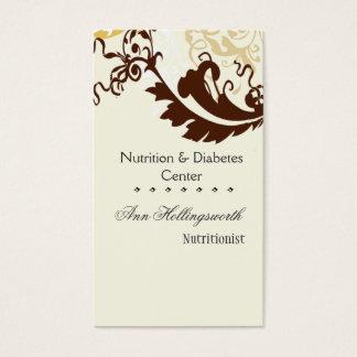 Creative Fantasy Art Artistic Elegant Illustration Business Card