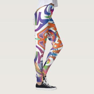 Creative Fitness Leggings