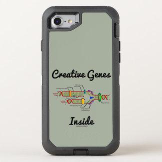 Creative Genes Inside (DNA Replication) OtterBox Defender iPhone 7 Case