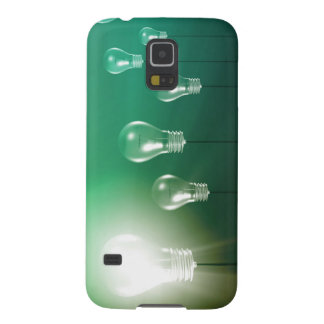 Creative Innovation and Glowing Concept as a Art Case For Galaxy S5