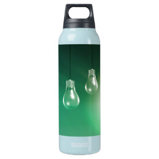 Creative Innovation and Glowing Concept as a Art Insulated Water Bottle