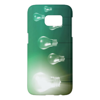 Creative Innovation and Glowing Concept as a Art Samsung Galaxy S7 Case