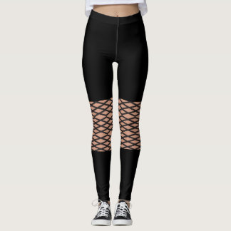 Creative Lace type design legging