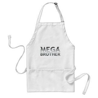 Creative Mega Brother Design Standard Apron