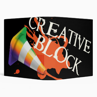 Creative mind released 3 ring binders