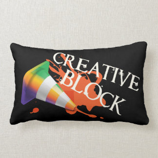 Creative mind released lumbar pillow