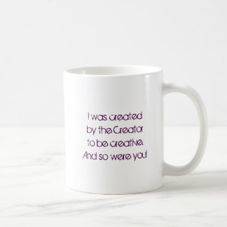 Creative! mug