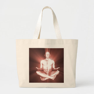 Creative Music and Dream State Technology as Art Large Tote Bag