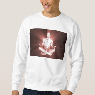 Creative Music and Dream State Technology as Art Sweatshirt