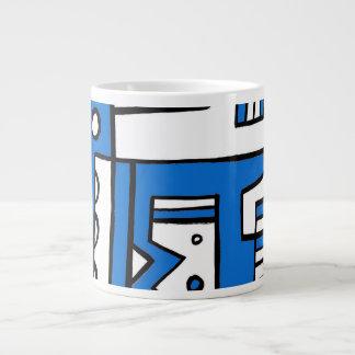 Creative Neat Affectionate Happy Jumbo Mug
