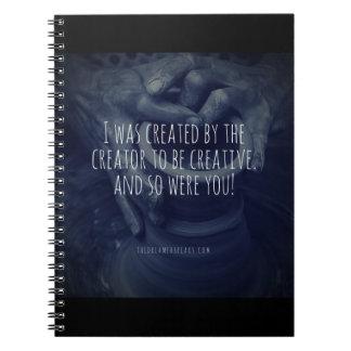 Creative! notebook
