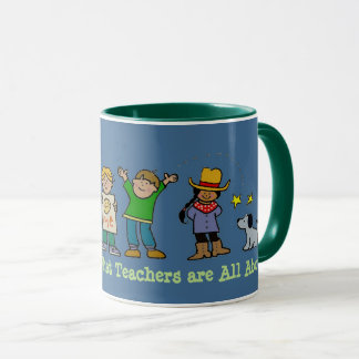 Creative Play for Early Childhood Mug
