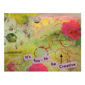 Creative Postcard
