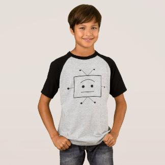 Creative Robot kids' shirt