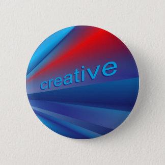 Creative Speedy Blends 2 Inch Round Button