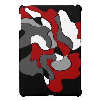 Creative spot - red iPad mini cover
