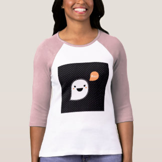 Creative t-shirt with Cartoon Ghost