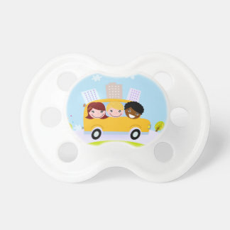 Creative t-shirts with Bus Pacifier