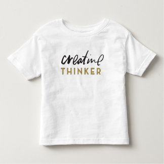 Creative Thinker Toddler/Baby Shirt