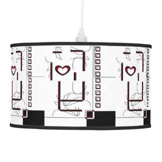 Creative Uniquely Design Pendant Lamp