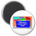 Creative X-Spot® Toolbox Fridge Magnets
