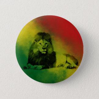 Creative Youth Lion 2 Inch Round Button