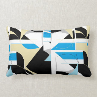 Creatively Elegant Lumbar Pillow