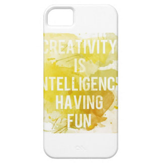 Creativity iPhone 5 Case