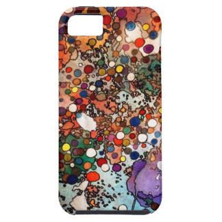 Creativity on a Cellular Level iPhone 5 Covers