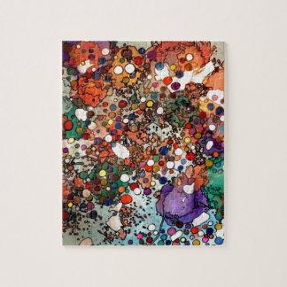 Creativity on a Cellular Level Jigsaw Puzzle