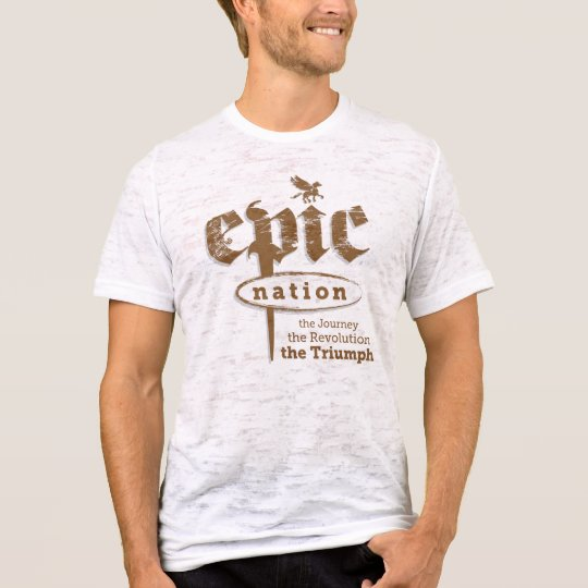 """Creature Nation"" Mens Tshirt"