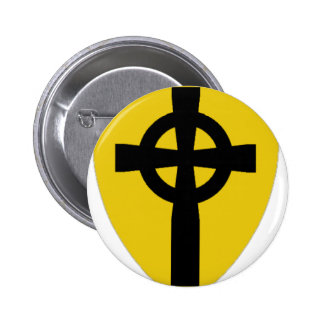Creature Shield Logo 2 Inch Round Button