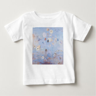 Creatures abstract imaginary baby T-Shirt