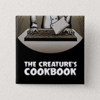 Creature's Cookbook Square Button