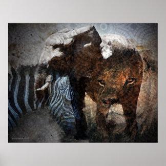 Creatures of the Wild II Poster