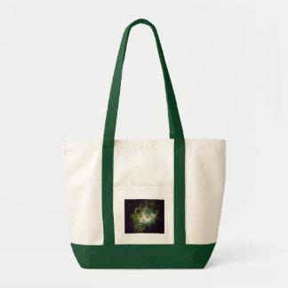 Crèche des étoiles dans une galaxie en spirale sacs en toile